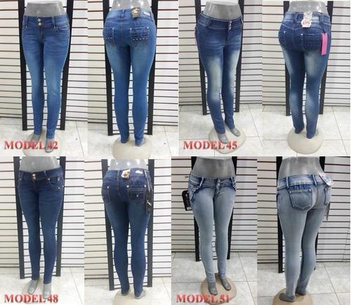 pantalones jeans para dama