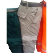 *@@pantalon Cargo En Drill Sanforizado, Oferta @@*