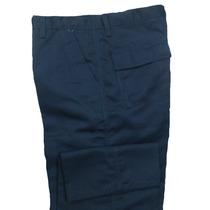 *pantalon Multibolsillo Cargo En Drill Sanforizado, Oferta *