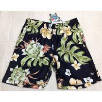 Short Bermuda Boardshort Neff Floral Talla S