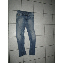 Pantalon Jeans G-star Talla 32 Made En La India