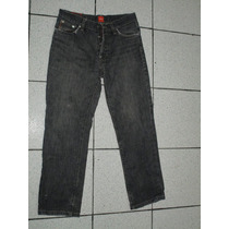 Jeans Hugo Boss 100% Original Talla 32 Made En Tunez