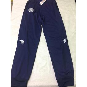 f41154a846c71 Pantalon Largo Joggin De Huracan Marca Kappa - Pantalones Largos de ...