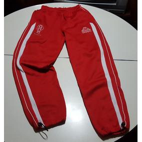 8518b955aea9e Pantalon Jogging Kappa Hombre Begrano Entrenamiento Pirano 2 por Stock  center. 2 vendidos · Huracán Pantalón Largo Frisa Marca Kappa Rojo