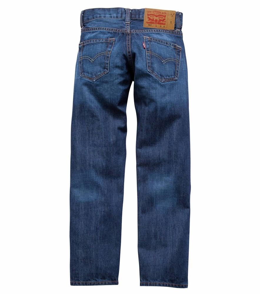 Levi's PANTALONES - Pantalones yhiGtym
