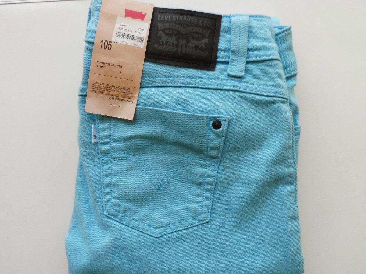 Damas Modelo 105 Para Originales Levis Pantalones jcS4R3ALq5