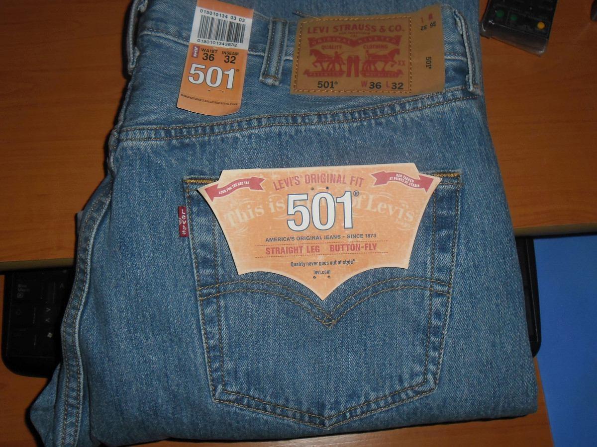 pantalones levis originales 501 bs en mercado libre. Black Bedroom Furniture Sets. Home Design Ideas