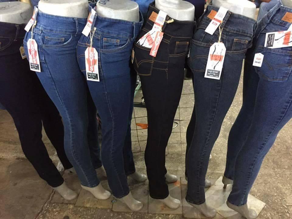 c08ec20782 Pantalones Mezclilla Y Gabardina
