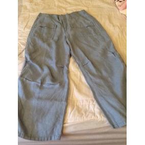 0c8c9bfe2f6 Pantalon Capri Tommy Hilfiger Talla 2 Original. Bs. 18.500