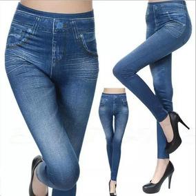 10cef05c9d023 Pantalon Leggins Tipo Jeans Caracas en Mercado Libre Venezuela