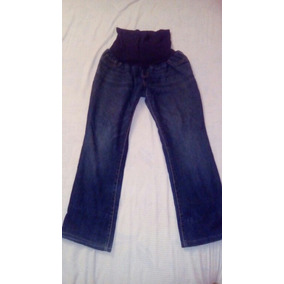 a9200bd97 Pantalones De Maternidad Blue Jean Xl + Baja Estatura