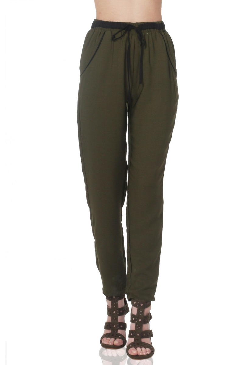 abf00f590a24d pantalones mujer aishop baggy. Cargando zoom.