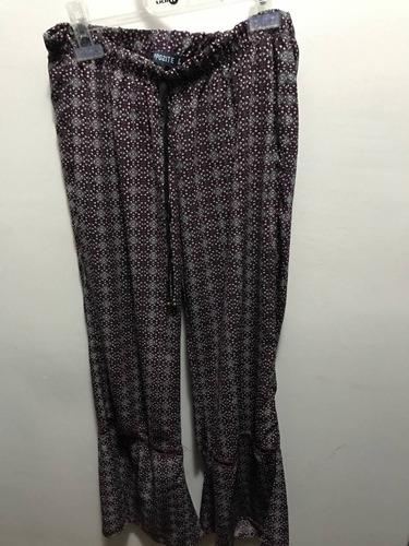 pantalones mujer opossite