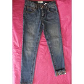 517c00e5674e8 Pantalon Jeans Epk De Niña Talla 10 Como Nuevo