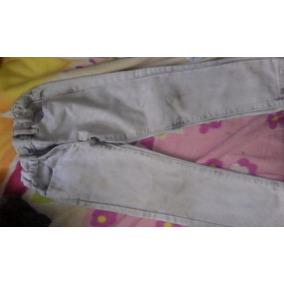 a42707cb8f72e Pantalón Blue Jeans Para Niña Talla 5 Años Epk