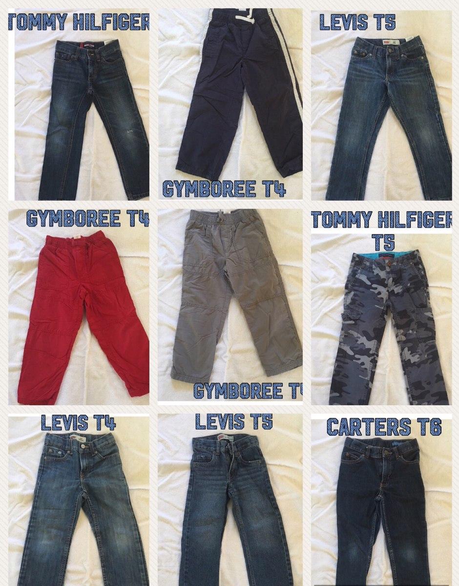 Pantalones Niño 4 5 Años -   90.00 en Mercado Libre 128302ab4388