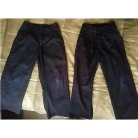 a505462a41472 Combo (2 Pants) Pantalon Uniforme Escolar De Vestir Talla 4