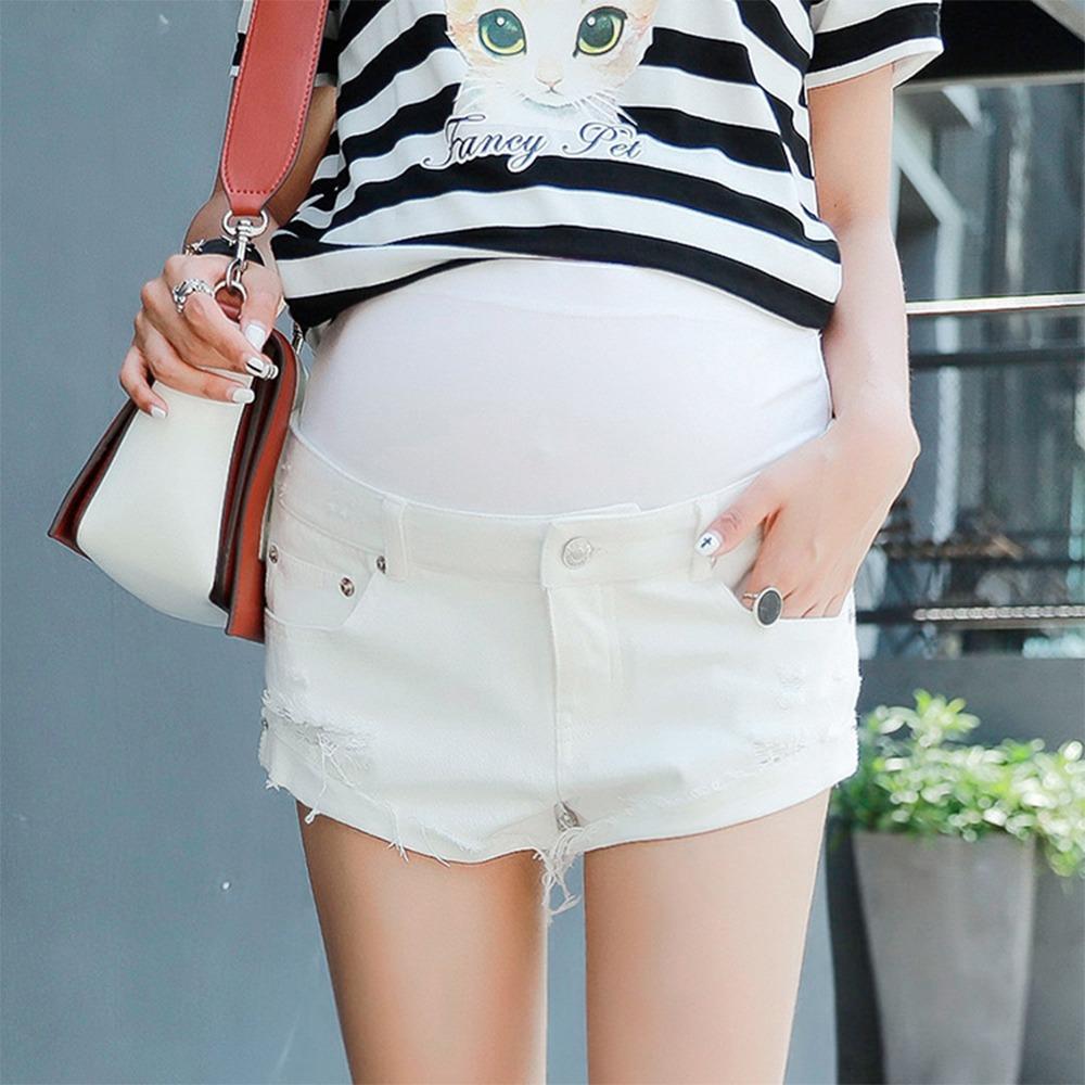 aef0d1e92dc pantalones pantalones cortos maternidad para mujeres pantalo. Cargando zoom.