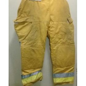 Pantalones Para Combate De Incendios