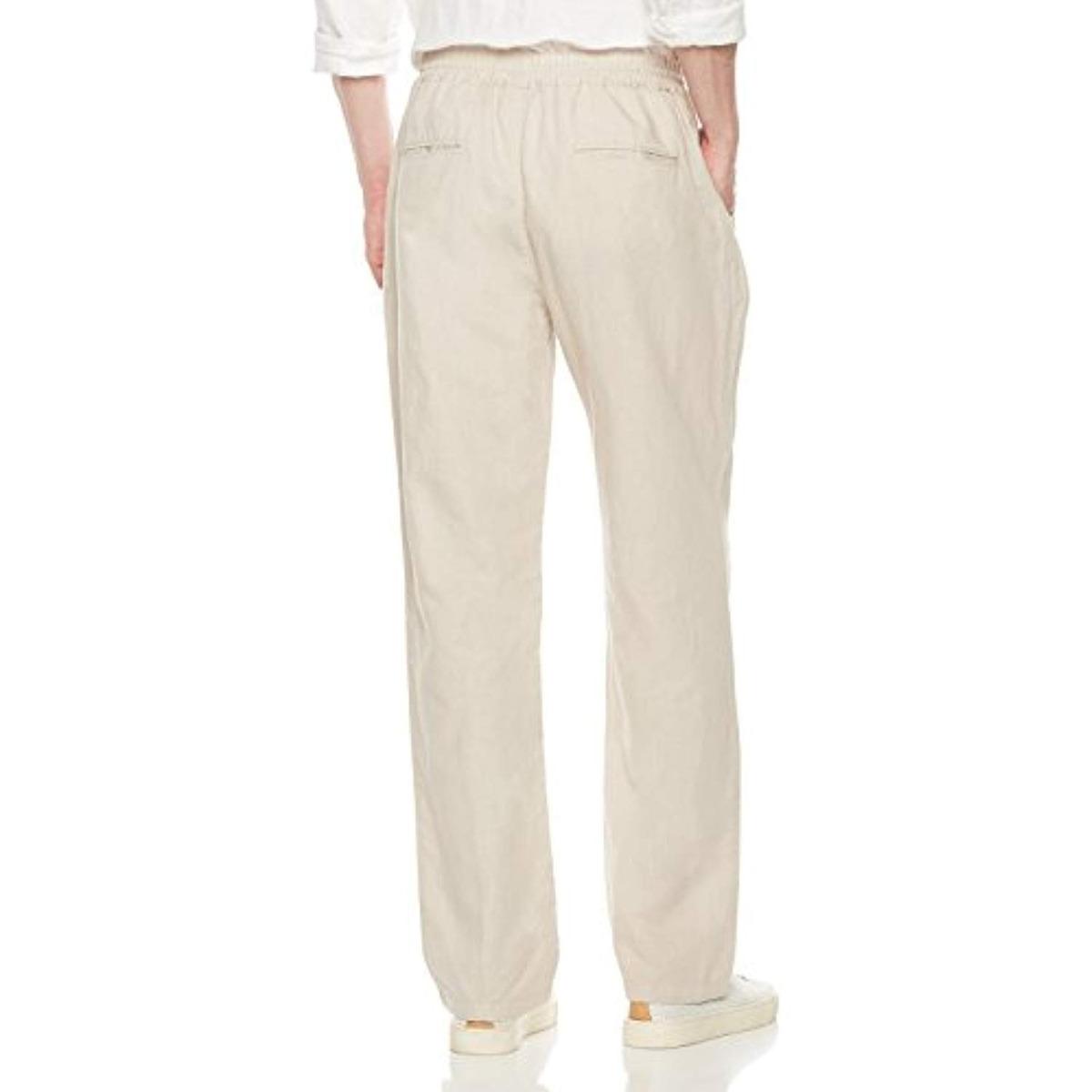 d4b8545b0676 Pantalones Para Hombre Isle Bay Linens Men - $ 1,839.95 en Mercado Libre
