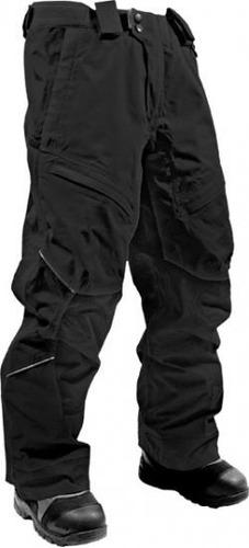 pantalones para motonieve hmk dakota para mujer negros lg