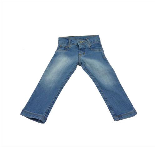 pantalones para niños cr7 azul