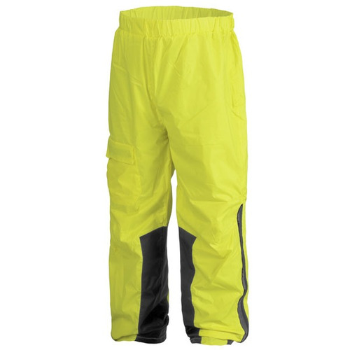 pantalones p/lluvia firstgear sierra amarillo md