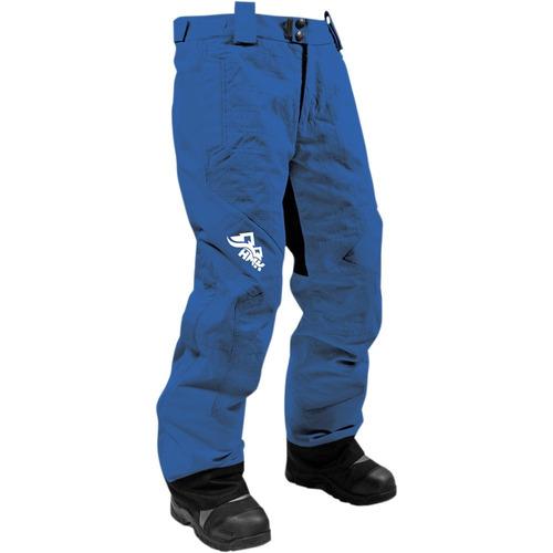 pantalones p/motonieve hmk dakota para mujer azul lg