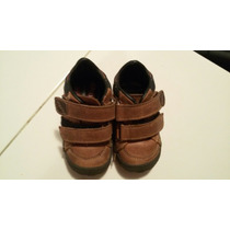Zapatos Gigetto Talla 19 (usado Poco Uso)