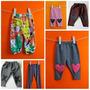 Pantalones Tipo Skinny Y Baggy Para Bebé Y Niños