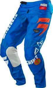 pantalones shift strike 2016 p/hombre mx/offroad azul 34 eu