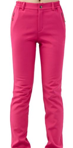 pantalones softshell hombre_mujer pack 2x combinalos