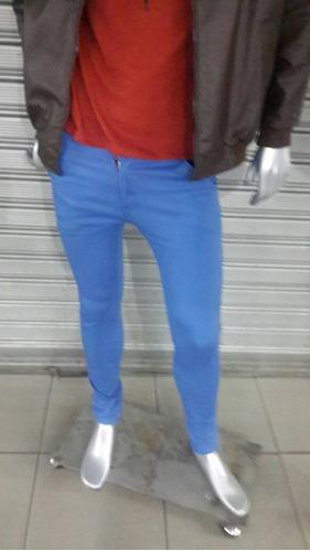 pantalones stretch caballeros - tallas de: 28 - 34 - jeans