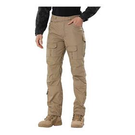 Pantalones Tácticos Multibolsillos, Pantalones De Servicio E