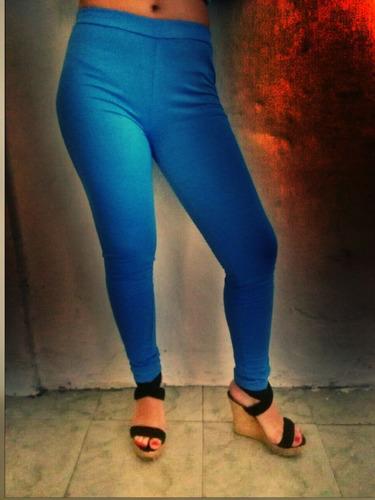 pantalones tipo leggins