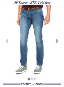 158a14ad Pantalon Militar Hombre Marina - Pantalones y Jeans Tommy Hilfiger en  Mercado Libre México