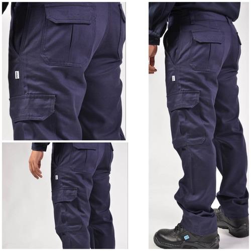 pantalones trabajo cargo