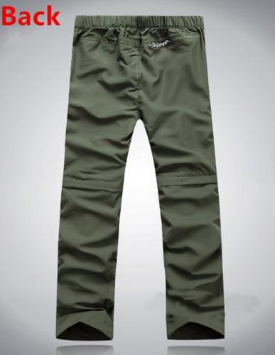 pantalones trekking impermeables! variedad de colores y tall
