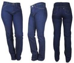 pantalones tres costuras para damas