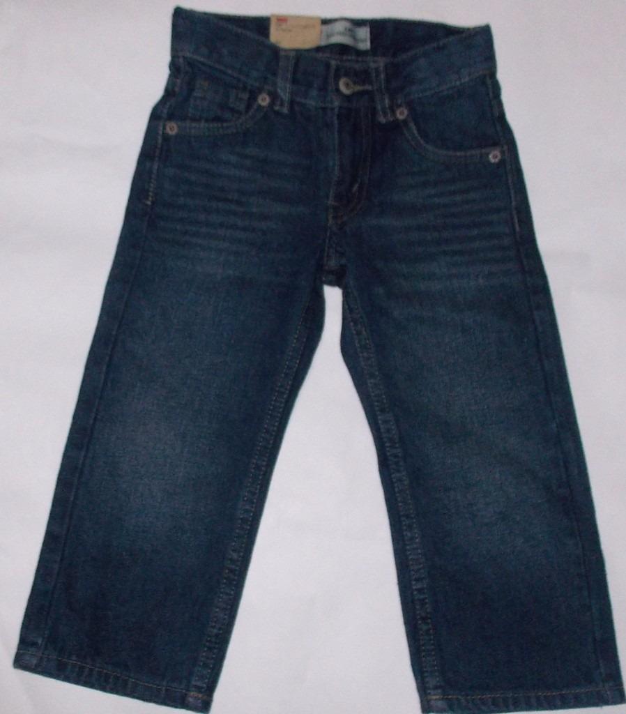 e7cb32245 Pantalones/jeans Mezclilla Marca Levis P/niño 100%originales ...