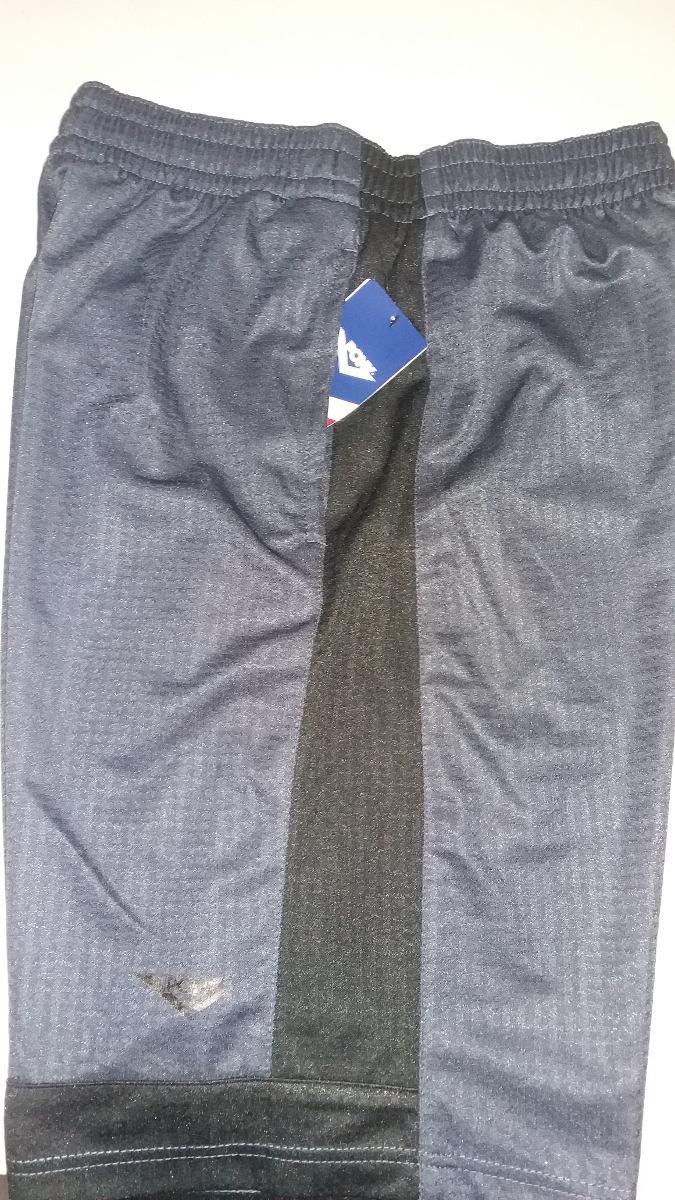 16bc4e471b Pantaloneta Basketball Pony Color Azul-negro -   85.000 en Mercado Libre