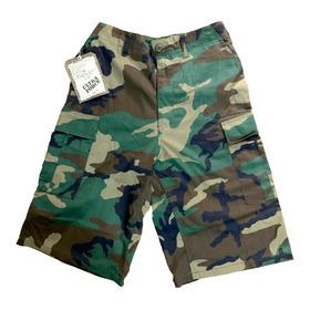 Pantaloneta Bermuda Camuflada Ultra Force