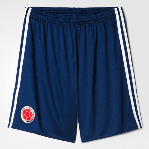 pantaloneta colombia primera equipación adidas