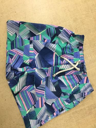 pantaloneta estampada summer