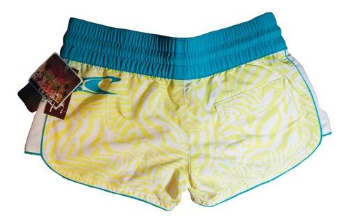 pantaloneta mujer marca oneill  talla xs