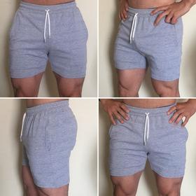 Pantaloneta Para Entrenamiento Ajustable Gym