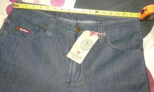 pantalon(jeans) lee cooper, talla 38