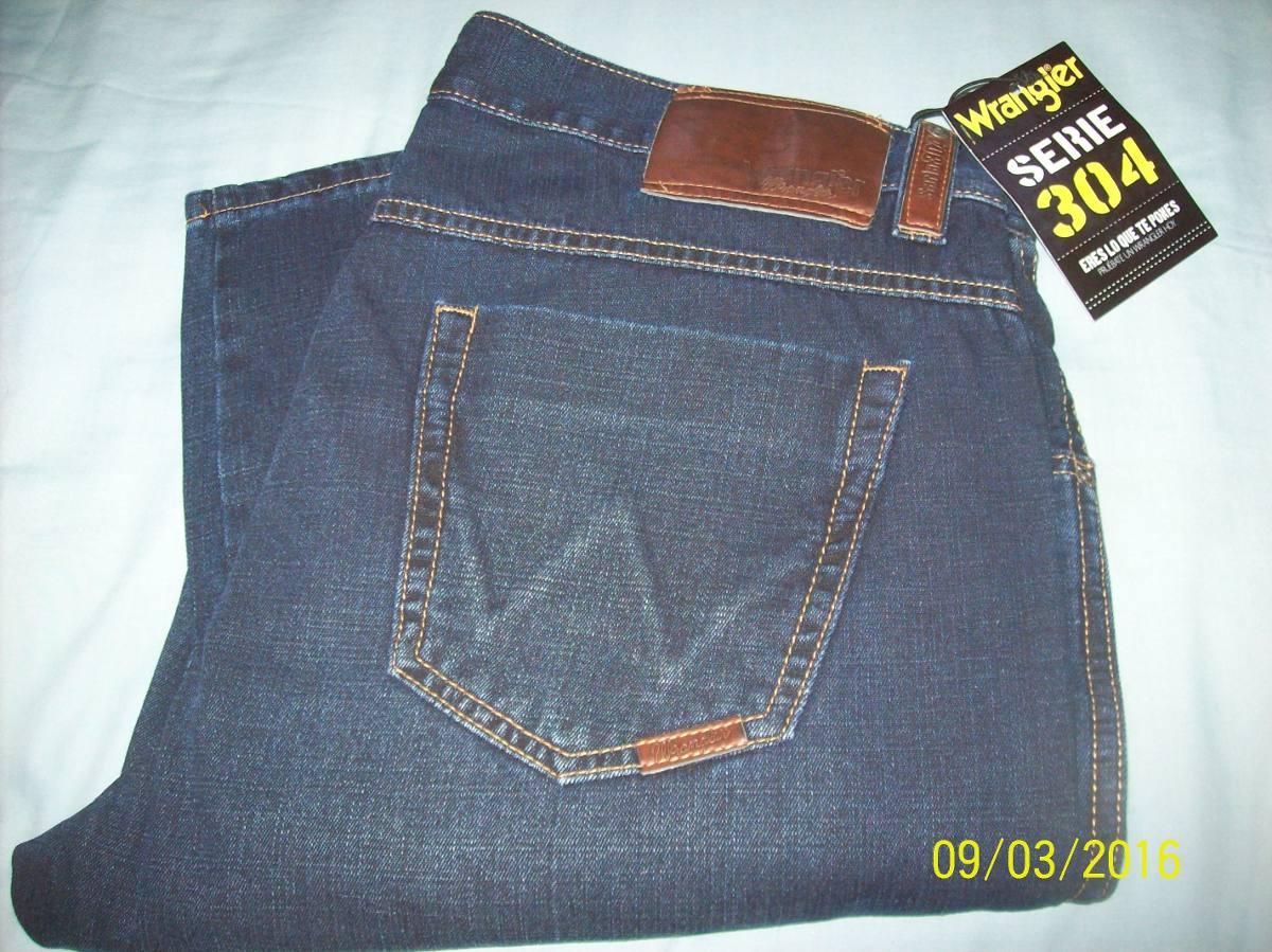 410f1d94e865f Pantalon(jeans) Wrangler Original De Hombre