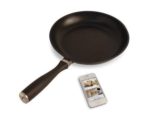 pantelligent el sartén inteligente. indica cómo cocinar