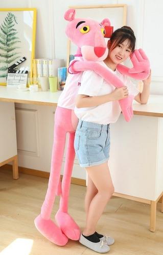 pantera cor de rosa 1,70 mts pelúcia curitiba casa dos ursos